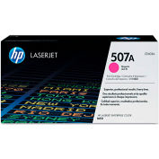HP CE403AG (HP 507A) Government Toner, 6,000 Page Yield, Magenta
