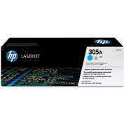 HP HP 305A,  (CE411AG) Cyan Government Toner, 2,600 Page-Yield