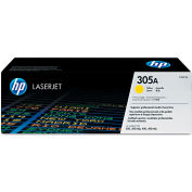 HP HP 305A, (CE412AG) Yellow Government Toner, 2,600 Page-Yield