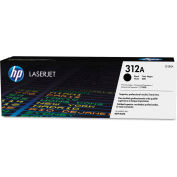 HP 312A Toner, 2400 Page-Yield, Black