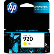 HP 920 Yellow Original Ink Cartridge