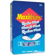 Hospital Specialty Co. Maxi Thin Sanitary Napkins, 100/Case - HOSMT4FS