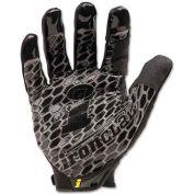 Ironclad IRNBHG04L Box Handler Gloves, 1 Pair, Black, Large