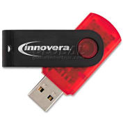 Innovera IVR37616 USB 2.0 Flash Drive, 16GB