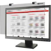 """Innovera® IVR46414 Premium Anti-Glare Blur Privacy Filter for 19""""- 20"""" Widescreen Monitors"""