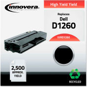 Innovera® D1260 Compatible Reman 331-7328 (B-1260) Toner, 2500 Page-Yield, Black