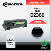 Innovera® D2360 Compatible Reman 3319803 (B2360) Toner, 2500 Page-Yield, Black