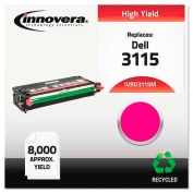 Innovera® D3115M High-Yield Toner Cartridge, 8000 Page Yield, Magenta
