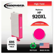 Innovera® D973AN Compatible, Remanufactured, CD973AN (920XL) Ink, 700 Page-Yield, Magenta