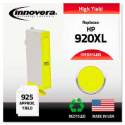Innovera® D974AN Compatible, Remanufactured, CD974AN (920XL) Ink, 700 Page-Yield, Yellow
