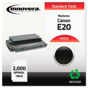 Innovera® E20 Compatible, Remanufactured, 1492A002AA (E20) Toner, 2000 Yield, Black