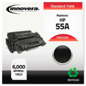 Innovera® E255A Toner Cartridge, 6000 Page Yield, Black