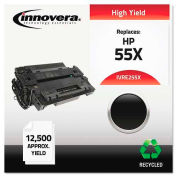 Innovera® E255X High-Yield Toner Cartridge, 12500 Page Yield, Black