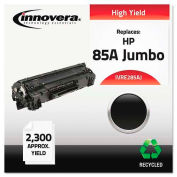 Innovera® Compatible Remanufactured CE285A(J) (85) Toner, 2300 Page-Yield, Black