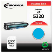 Innovera® Compatible Remanufactured CE741A (5525) Toner, 7300 Page-Yield, Cyan
