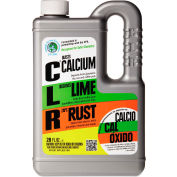 CLR Calcium, Lime and Rust Remover , Unscented, 28 oz. Bottle, 12 Bottles - CL12
