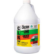 CLR Calcium, Lime And Rust Remover, Gallon Bottle, 4 Bottles/Case - JELCL4PRO