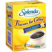 Splenda No Calorie Sweetener, French Vanilla, 1 Gram, 30/Pack