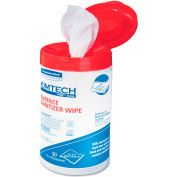 Kimtech Surface Sanitizer Wipes, 30 Wipes/Can 8/Case - KCC58040CT