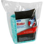 WypAll® Heavy-Duty Waterless Cleaning Wipe Refills, 6 Refills/Case - 91367