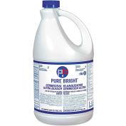 Pure Bright® Liquid Bleach, Gallon Bottle 6/Case - KIKBLEACH6