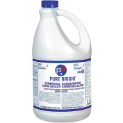 Pure Bright® Liquid Bleach, 1 Gallon Bottle, 6 Bottles/Case - BLCH6