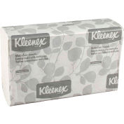 Kleenex® Multi-Fold Paper Towels, 9-1/4 x 9-1/2, White, 150/Pack, 8 Packs/Case - KIM02046