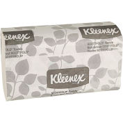 "Kleenex Scottfold Paper Towels, 9-2/5"" X 12-2/5"", White, 25 Packs/Case - KIM13254"