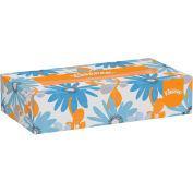 Facial Tissue in Pop-Up Box, White, 125/Box - KIM21606BX