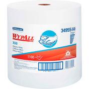 """Wypall X60 Wipers Jumbo Roll,12-1/2"""" X 13-2/5"""",1100/Roll - KIM34955"""
