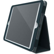 Kensington® Soft Folio Case and Stand for iPad Air, Slate Gray