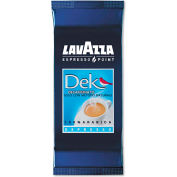 Lavazza 100% Arabica Blend Espresso Point Cartridges, Decaffeinated, 0.25 oz., 50/Box
