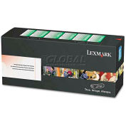 Lexmark™ 80C1HK0 High-Yield Toner, 4000 Page-Yield, Black