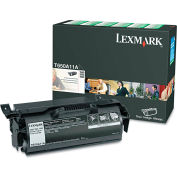 Lexmark™ T650A11A Toner, 7000 Page-Yield, Black