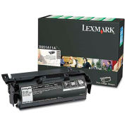 Lexmark™ X651A11A Toner, 7000 Page-Yield, Black