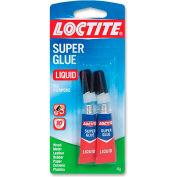 Loctite® All-Purpose Super Glue, 2 gram Tube, 2/Pack
