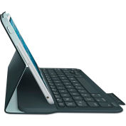 Logitech® Ultrathin Keyboard Folio for iPad Mini, Black