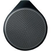 Logitech® X100 Mobile Wireless Speaker, Gray