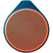 Logitech® X100 Mobile Wireless Speaker, Orange