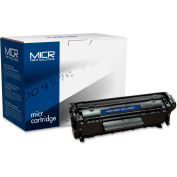 MICR Print Solutions Compatible with Q2612AM MICR Toner, 2,000 Page-Yield, Black