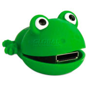Memorex 32-0200-3201-0 Fun Series USB 2.0 Flash Drive, Frog, 8 GB