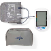Medline MDS3001 Elite Automatic Digital Blood Pressure Monitor, Adult Cuff Size