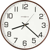 "Howard Miller® Kenton Wall Clock, 13"", Espresso"
