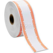 MMF Industries 2160651D16 Automatic Coin Flat Wrapper Rolls, Quarters, $10, 1900 Wrappers/Roll