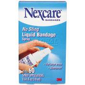 3M Nexcare 11803 No-Sting Liquid Bandage Spray, .61 oz.