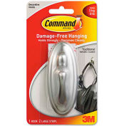 3M Command™ Decorative Hooks, Traditional, Large