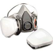 3M™ R6211 Half Facepiece Paint Spray/Pesticide Respirator, Medium