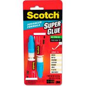 Scotch®  Single Use Super Glue, 1/2 Gram Tube, Gel
