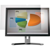 "3M Anti-Glare Flatscreen Frameless Monitor Filters for 15"" Widescreen Notebook"