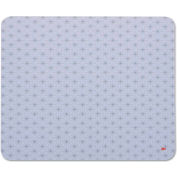 3M Precise Mouse Pad, Nonskid Repositionable Adhesive Back,8 1/2 x 7,Gray Frostbyte
